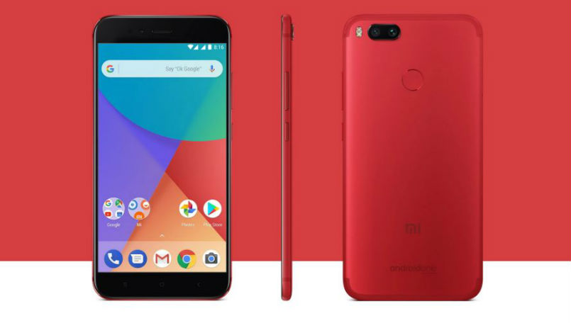 Xiaomi Mi A1 4Gb/64Gb Special Edition (Red)